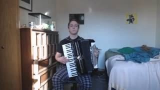 The Pretenders - Back On The Chain Gang [Accordion cover]