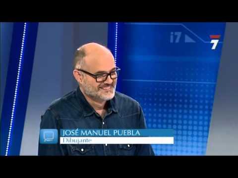 """Entrevista a Puebla en """"Separata"""" de 7RM sobre su libro """"Si no fuera por estos raticos"""""""