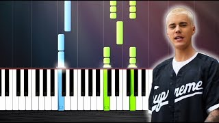 DJ Khaled - I'm the One ft. Justin Bieber - Piano Tutorial by PlutaX
