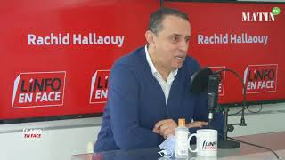 L'Info en Face avec Oualid Amri