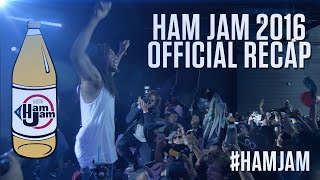 Ham Jam 2016 Official Recap - All Def Digital and Ham On Everything Presents width=