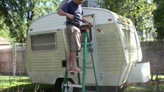 1971 Sprite 400 Caravan
