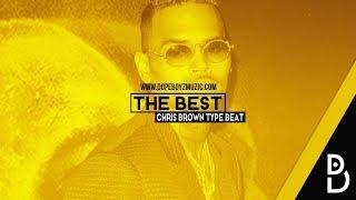 "Chris Brown Type Beat 2018 ""The Best"" - Newschool Instrumental by DopeBoyzMuzic"
