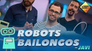 Robots Bailongos - Javi [El Hormiguero]