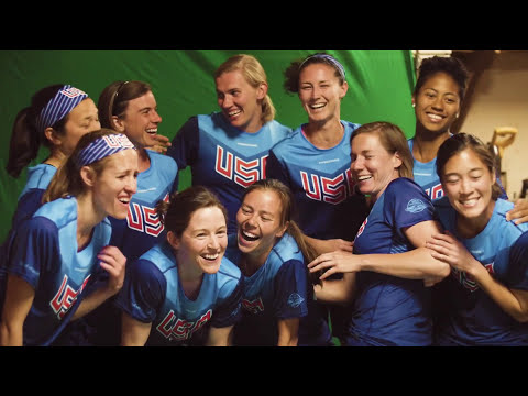 "Video Thumbnail: ""Grit"" – 2017 World Games Team USA Profile: Sarah Griffith"