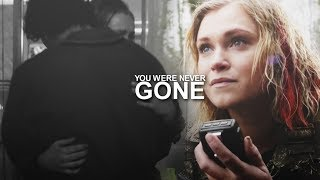 Bellamy & Clarke | You were always coming home [4x13]
