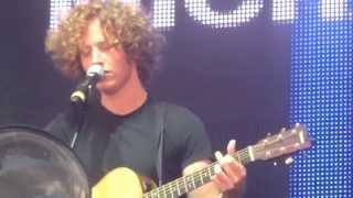 Michael Schulte und Band - Silence - live Kielerwoche 2014