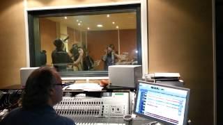 Grabación canción aniversario 25 años de grupo5