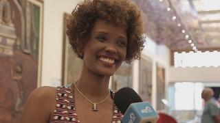 A12 | Isabel Fillardis destaque da Unidos de Vila Maria fala sobre devoção