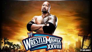 WWE WrestleMania 28 Promo 2012 Theme Song - Invincible +WWE'12 Arena Effects + Download Link