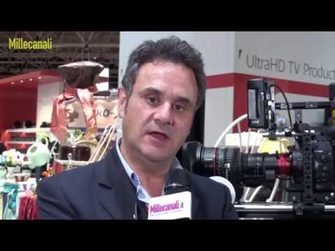 IBC 2014 - Intervista a Marco Brighel