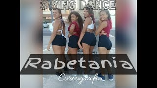 Swing Dance - Rabetania - MC Wm - Coreografia