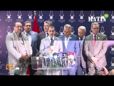 El Othmani a tranché pour une majorité composée de six partis