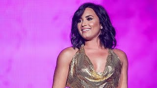 Demi Lovato TEASES New Collab With Cheat Codes & Shows Off Twerking Skills