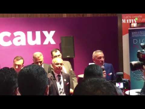 Video : VivaTech : Moulay Hafid Elalamy fier des start-ups marocaines
