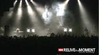 2012.08.13 Winds of Plague - The Impaler (Live in Chicago, IL)