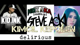 STEVE AOKI & KID INK ft. NDX A.K.A Familia - KIMCIL DELIRIOUS (REMIX by baiu)