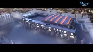 VISEU ARENA: a maior sala de espetáculos do centro do país