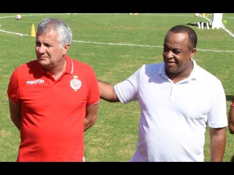 Video : Zoran Manojlovic officiellement coach du Wydad de Casablanca