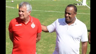 Zoran Manojlovic officiellement coach du Wydad de Casablanca