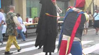 che birbe animazione festa medievale.wmv