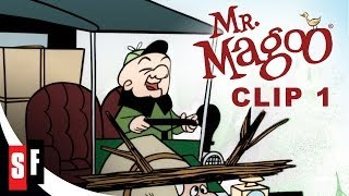 Mr. Magoo: The Theatrical Collection (1/4) Air Travel With Magoo