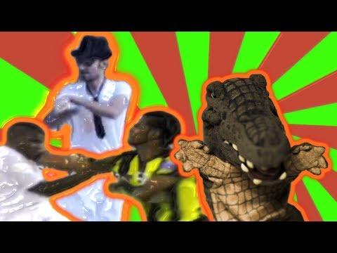 التمساح الحلقة ٢٢: الجنغمية المعلقية | Temsa7LY 1