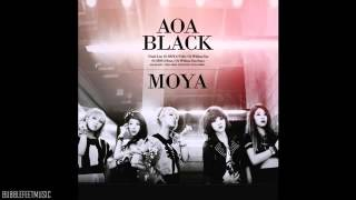 AOA - MOYA (Full Audio) [Single MOYA]