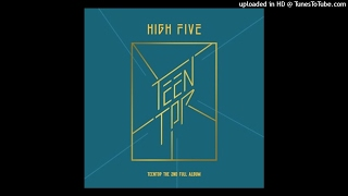 "10. You and I - 틴탑 (TEEN TOP) [The 2nd ALBUM ""HIGH FIVE""] (Audio Official)"