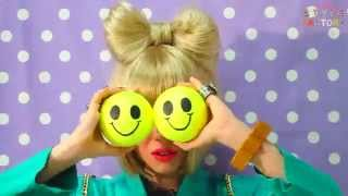 Acid Smiley Face Styling