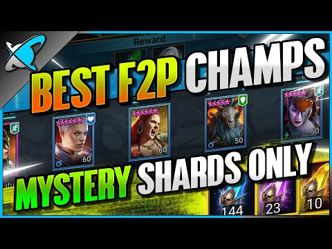 """""""MYSTERY SHARDS"""" Ultimate F2P Challenge 