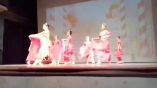 dança árabe (arabian dance)  - quebra nozes ballet