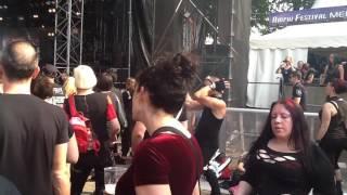 Suicide Commando Cause of Death Amphi Fest 2016