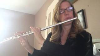 Nothing else matters flute solo
