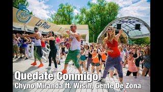 QUEDATE CONMIGO   Chyno Miranda ft. Wisin, Gente De Zona   Kasia Gnich & Stefan Jakóbczyk   Zumba