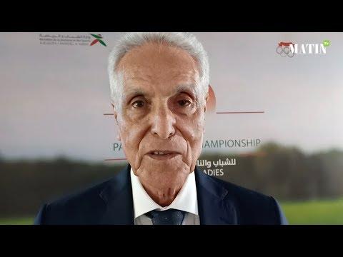 Video : La crème des golfeurs juniors arabe et dames en quête du Graal au Palm golf Bouskoura