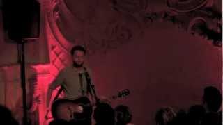 "Passenger ""Crows in Snow"" live Hamburg II"