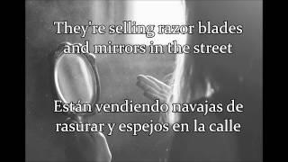 Robbie Williams - Come undone - Letra en Español y Inglés