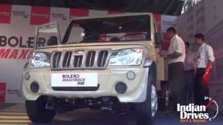 New Mahindra Bolero Maxi Truck Plus - Walk Around Video