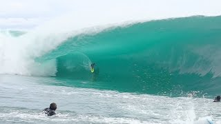 Matahi Drollet at Teahupoo - 2015 Billabong Ride of the Year Entry - XXL Big Wave Awards