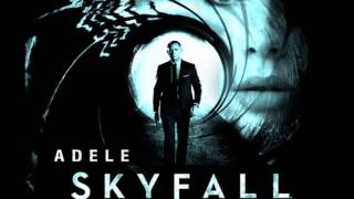 Adele - SkyFall *Sample Instrumental*