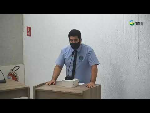 Vídeo na íntegra da Sessão da Câmara Municipal de Goioerê desta segunda-feira, 07