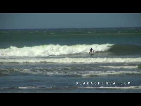 Marley Flor'd Surfing Nicaragua [HD]