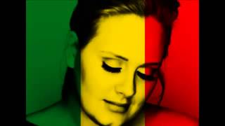 Adele Set Fire To The Rain reggae version by Reggaesta distribute free  Bdb AllPac