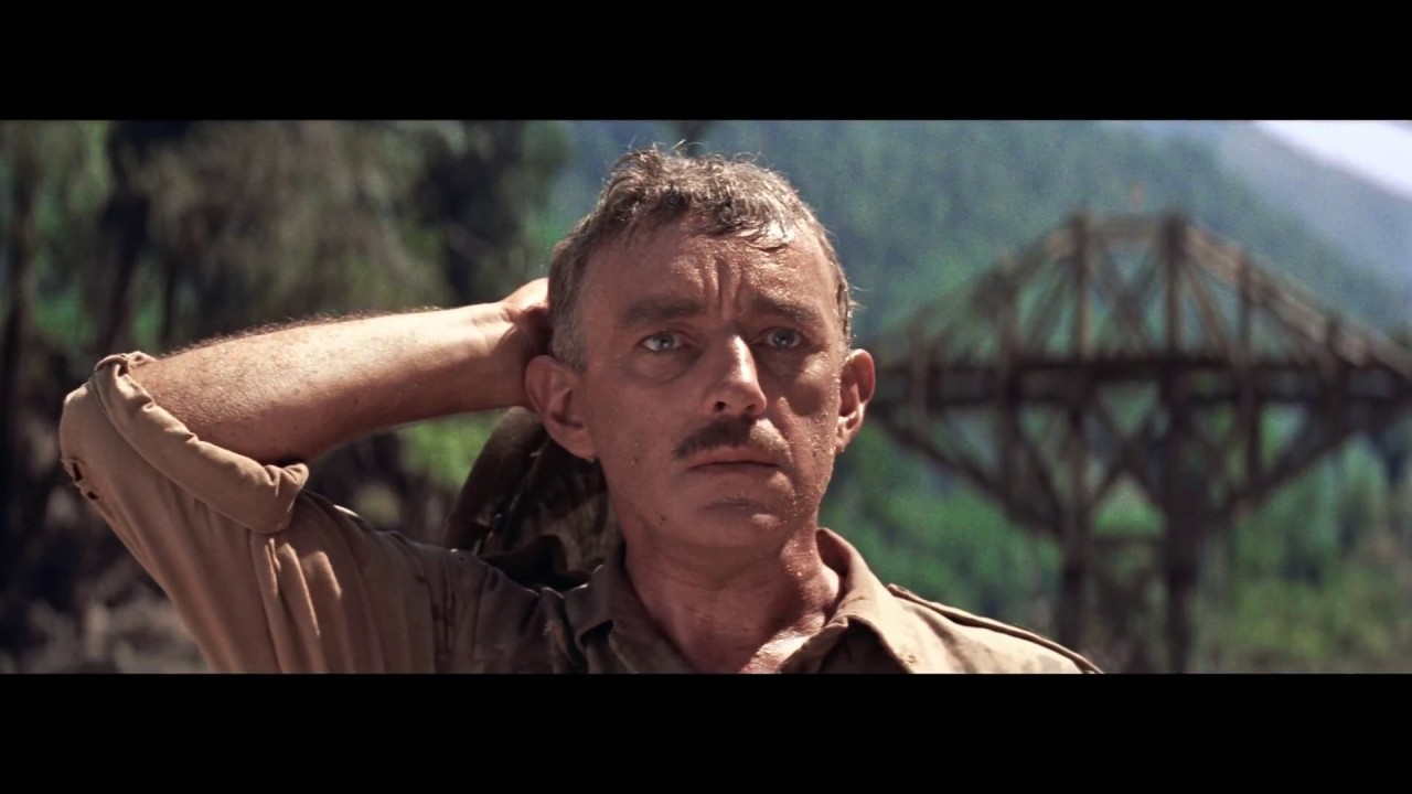 Ending Scene - From the Movie : The Bridge on the River Kwai (1957)