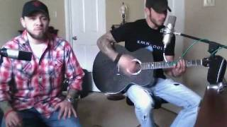 Breaking Benjamin Breath Acoustic Duo Cover Version (Vocal and Guitar)