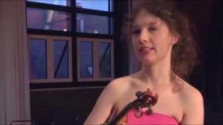 Short Interview Caroline Adomeit (German TV)