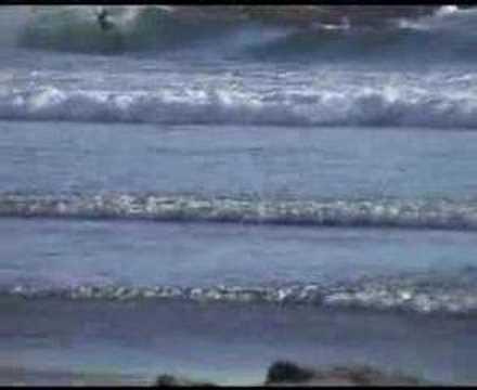 Mejagual surf camp 2005