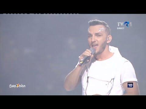 M I H A I - Heaven | Finala Eurovision România 2018