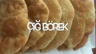 Çiğ Börek Nasıl Mı Yapılır. Çıtır Çıtır Çi Börek